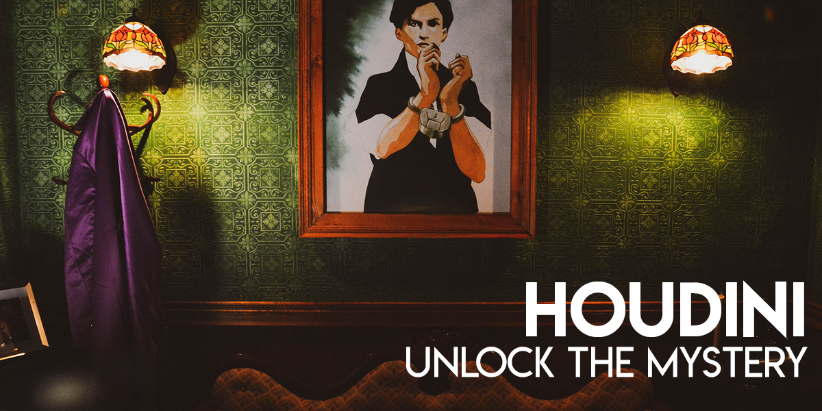 Houdini: Unlock the Mystery